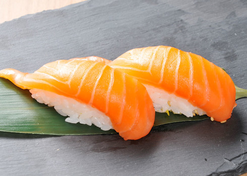 Sake Nigiri - Salmone